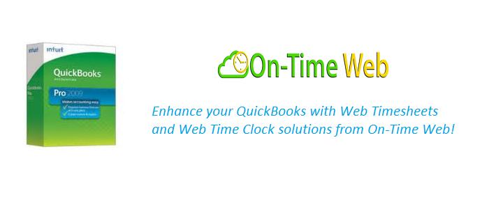 QuickBooks-OnTimeWeb