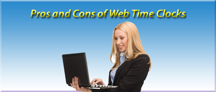 Web Time Clocks