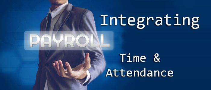 Payroll Time & Attendance Integration