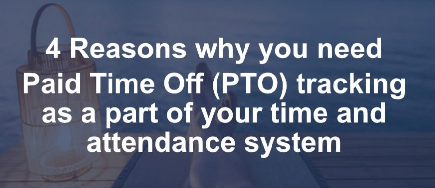 PTO tracking should be a part of your time and attendance system. This will help you to be more efficient and productive in your time management.