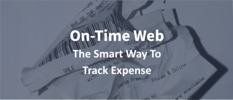 The Smart Way To Track Expenses